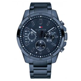 Tommy Hilfiger 1791560 Multifunktions-Herrenuhr Decker