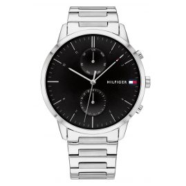 Tommy Hilfiger 1710407 Herrenuhr Multifunktion Hunter