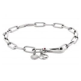 Tommy Hilfiger 2780334 Damen-Armband Dressed Up Edelstahl