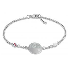Tommy Hilfiger 2780460 Ladies' Bracelet Stainless Steel Dressed Up