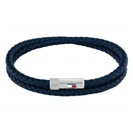 Tommy Hilfiger 2790264 Men's Bracelet Blue Leather
