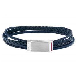 Tommy Hilfiger 2790279 Men's Bracelet Blue Leather