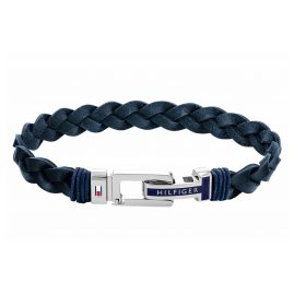 Tommy Hilfiger 2790308 Men's Bracelet Blue Leather
