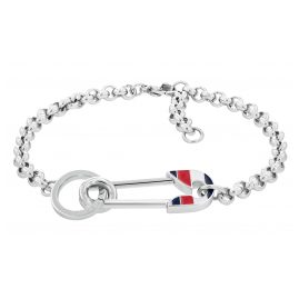 Tommy Hilfiger 2780498 Ladies' Bracelet Safety Pin Stainless Steel