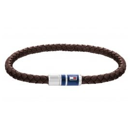 Tommy Hilfiger 2790295 Men's Bracelet Leather Brown