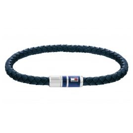 Tommy Hilfiger 2790294 Men's Bracelet Leather Blue