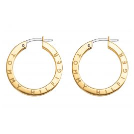 Tommy Hilfiger 2780206 Ladies' Hoop Earrings