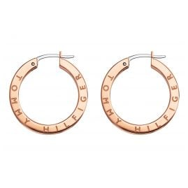 Tommy Hilfiger 2780207 Ladies' Hoop Earrings