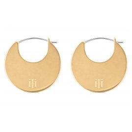 Tommy Hilfiger 2780263 Ladies' Hoop Earrings Dressed Up