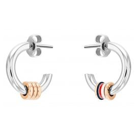 Tommy Hilfiger 2780505 Women's Earrings Stainless Steel