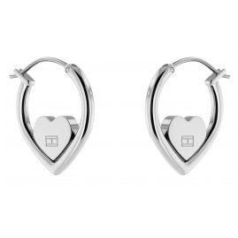 Tommy Hilfiger 2780556 Ladies Heart Earrings Stainless Steel