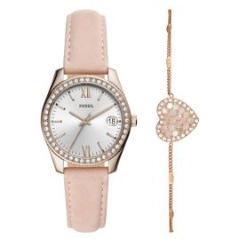 Fossil ES4607SET Ladies' Watch Bracelet Set Scarlette Mini