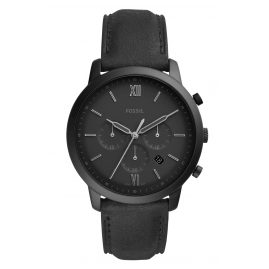 Fossil FS5503 Men's Watch Neutra Chronograph Black