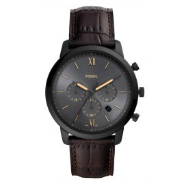 Fossil FS5579 Herren-Armbanduhr Neutra Chrono