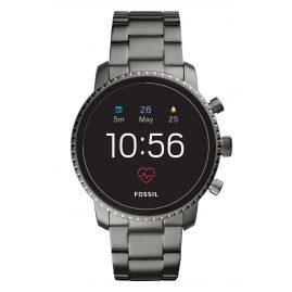 Fossil Q FTW4012 Herren-Smartwatch Explorist HR Gen 4
