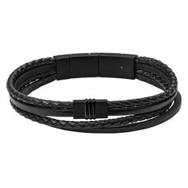Fossil JF03098001 Herren-Armband Vintage Casual