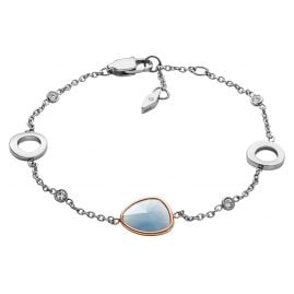 Fossil JF03075998 Damen-Armband Unique Teardrop