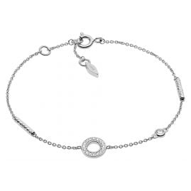 Fossil JFS00474040 Silber Damen-Armband