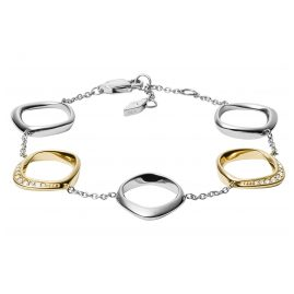 Fossil JF03201998 Ladies' Bracelet Twisted