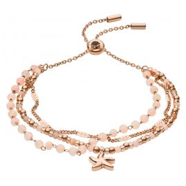Fossil JF03518791 Ladies' Bracelet Beach Girl Rose Gold Plated Steel