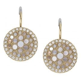 Fossil JF02601710 Drop Earrings Vintage Glitz