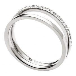 Fossil JF02911040 Ladies Ring Vintage Glitz