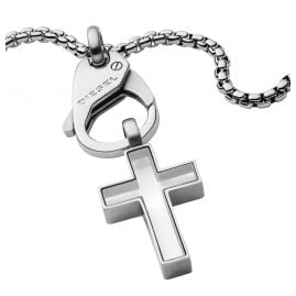 Diesel DX1252040 Men's Necklace Cross