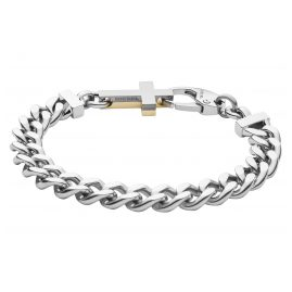 Diesel DX1251040 Men's Bracelet Cross Two-Colour