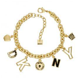DKNY 5520047 Armband für Damen Charm