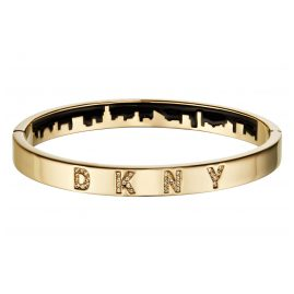 DKNY 5520001 Ladies' Bangle Enamel Skyline