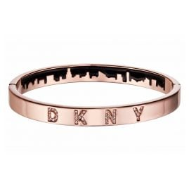 DKNY 5520002 Ladies' Bangle Enamel Skyline