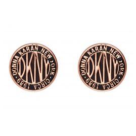 DKNY 5520033 Ohrstecker für Damen Logo Token