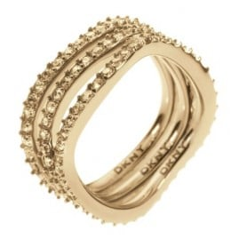 DKNY NJ1920 Damen-Ring