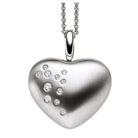 Viventy 782022 Ladies Silver Necklace