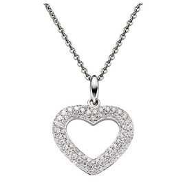 Viventy 762442 Heart Pendant Ladies Necklace