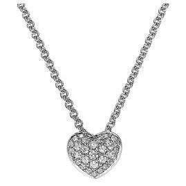Viventy 774502 Damen-Halskette mit Herz-Anhänger