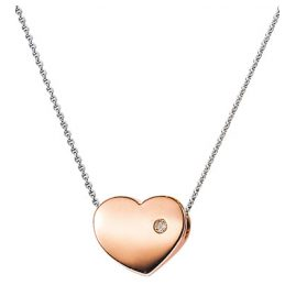 Viventy 772242 Silver Necklace Heart