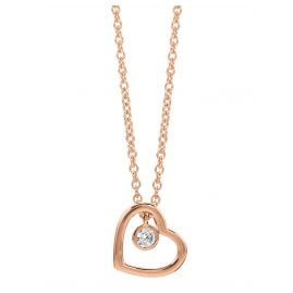 Viventy 779452 Ladies' Necklace with Heart