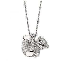 Viventy 782592 Silver Ladies´ Necklace Teddy Bea