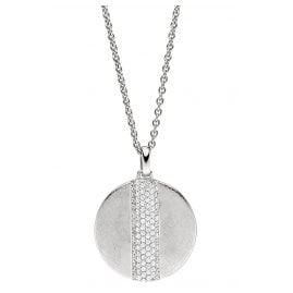Viventy 782842 Ladies' Necklace Round Pendant Silver