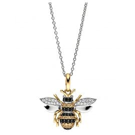 Viventy 783172 Silver Women's Necklace Bee Pendant