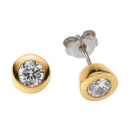 Viventy 773734 Silver Stud Earrings