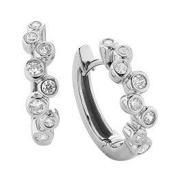 Viventy 779724 Damen-Ohrringe Silber