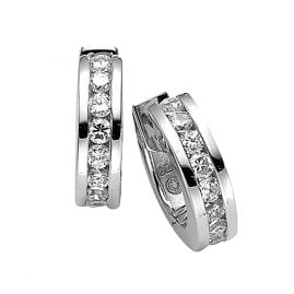 Viventy 691694 Women´s Hoop Earrings Silver