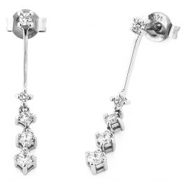 Viventy 781644 Silver Ladies´ Earrings