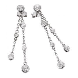Viventy 778464 Silver Ladies´ Drop Earrings