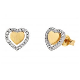 Viventy 781824 Ladies´ Ear Studs Silver