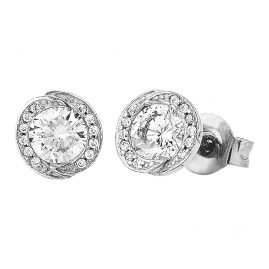 Viventy 780954 Ladies´ Stud Earrings Silver