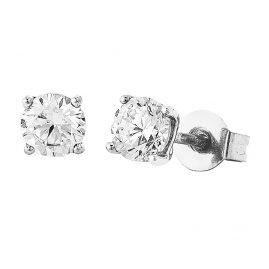 Viventy 780524 Silber Damen-Ohrringe