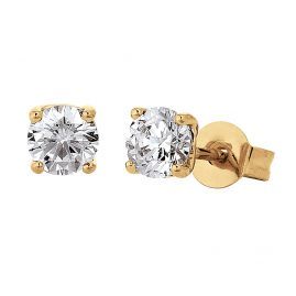Viventy 781384 Ladies´ Earrings Gold-Plated